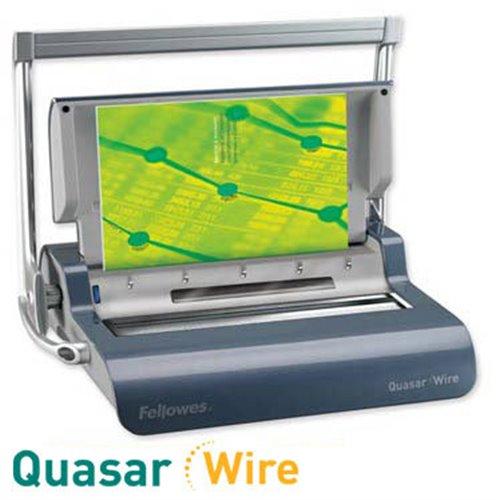 Fellowes Quasar Wire bindownica: Quasar Wire
