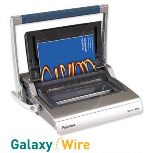 Fellowes Galaxy Wire bindownica: Galaxy Wire