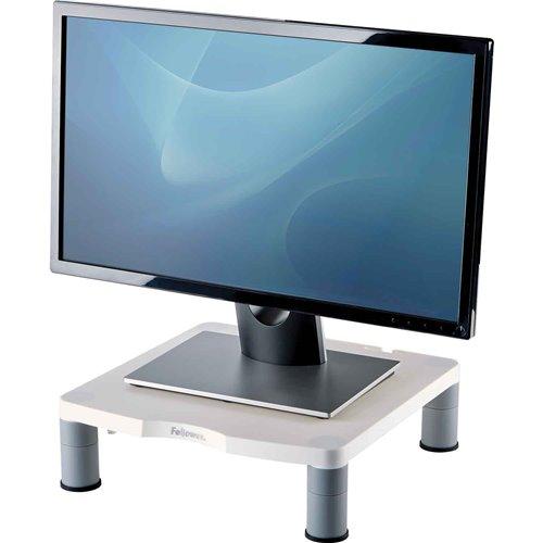 Podstawa pod monitor LCD Standard: szary