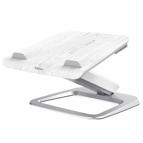 Podstawa pod laptop Hana™ - biała: biały