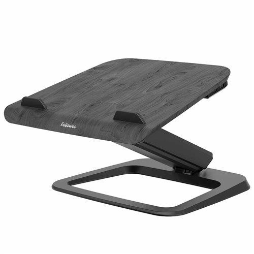 Podstawa pod laptop Hana™ - czarna: czarny