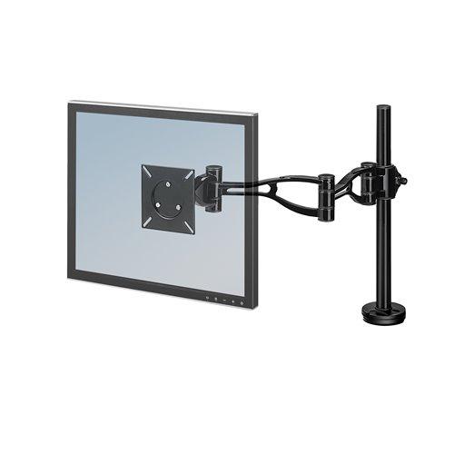 Ramię na 1 monitor Professional Series™: czarne