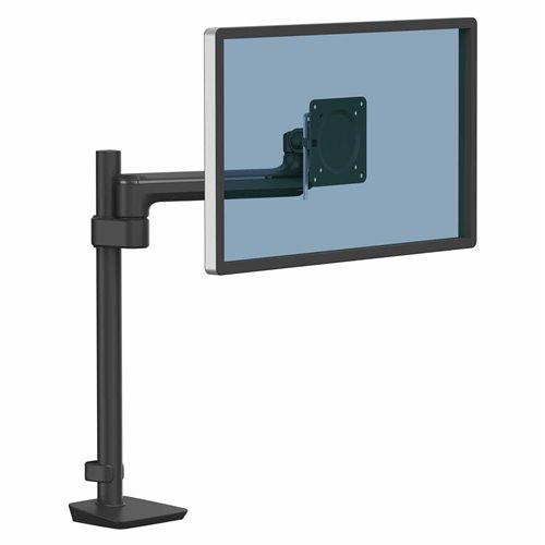 Ramię na 1 monitor TALLO Modular™ 1F (czarne): Czarny