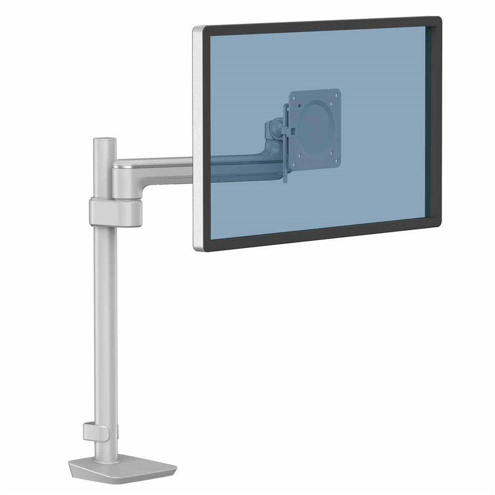 Ramię na 1 monitor TALLO Modular™ 1F (srebrne): Srebrny