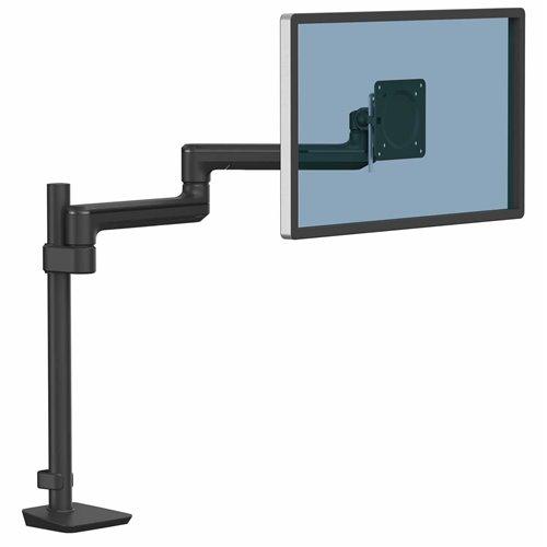 Ramię na 1 monitor TALLO Modular™ 1FF (czarne): Czarny