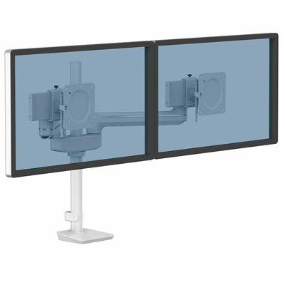 Ramię na 2 monitory TALLO Modular™ 2FS (białe): Biały