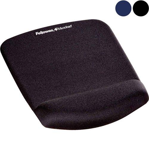 Podkładka pod mysz i nadgarstek PlushTouch™ : czarna