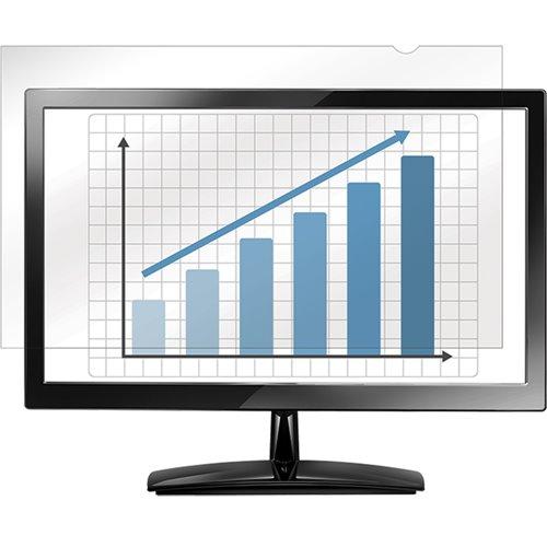 """Filtr prywatyzujący Fellowes PrivaScreen™ 24"""" W - panoramiczny - format 16:10: Filtr prywatyzujący Fellowes PrivaScreen™ 24"""" W"""