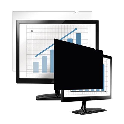 """Filtr prywatyzujący Fellowes PrivaScreen™ 17"""" - standardowy: Filtr prywatyzujący Fellowes PrivaScreen™ 17"""""""