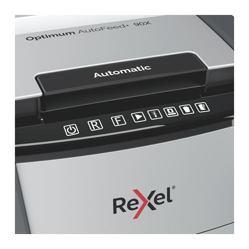 Rexel Optimum AutoFeed+ 90X