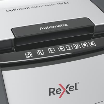 Rexel Optimum AutoFeed+ 150M