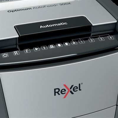 Rexel Optimum AutoFeed+ 300X