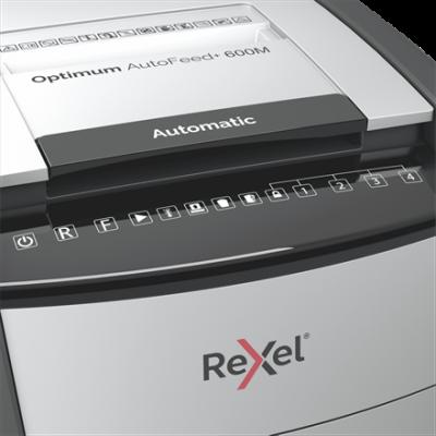 Rexel Optimum AutoFeed+ 600M