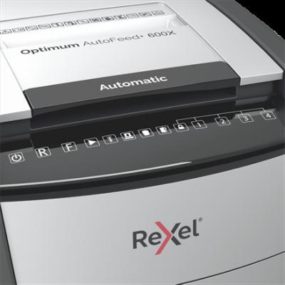 Rexel Optimum AutoFeed+ 600X