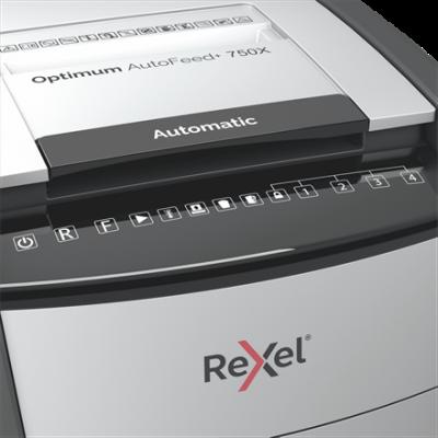 Rexel Optimum AutoFeed+ 750X