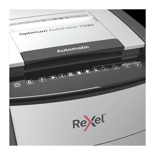 Rexel Optimum AutoFeed+ 750M